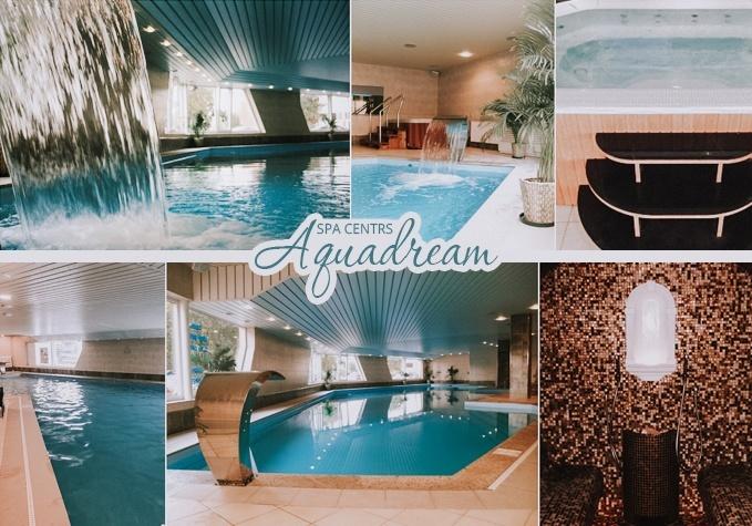 """SPA centrs """"Aquadream"""""""