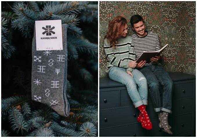 """Носки """"Karma Sock"""": пара или комплект"""