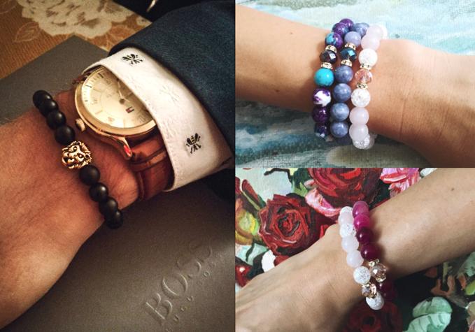 """Браслеты и серьги """"LadyBee jewelry"""""""