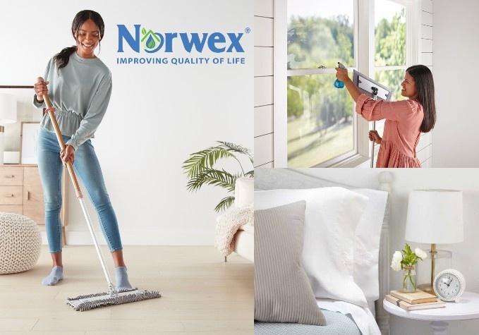 NORWEX preces mājai un skaistumam