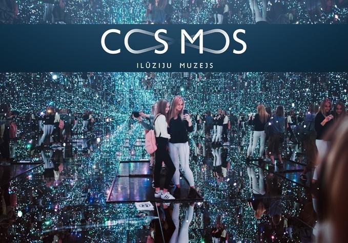"Biļete uz ""Cosmos"" ilūziju muzeju"