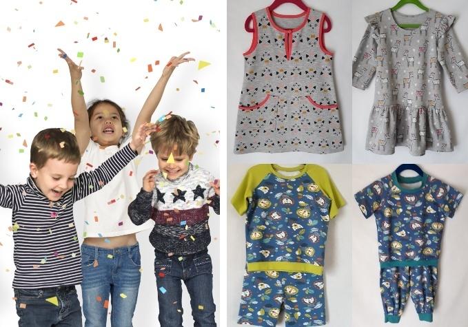 Bērnu drēbītes
