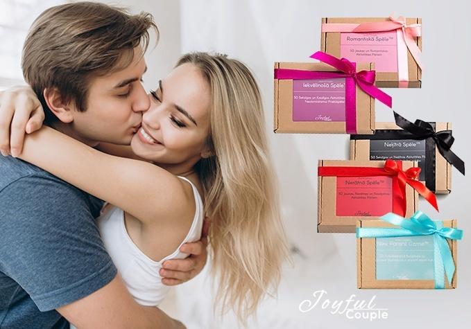 """Игры для пар """"Joyful Couple"""""""
