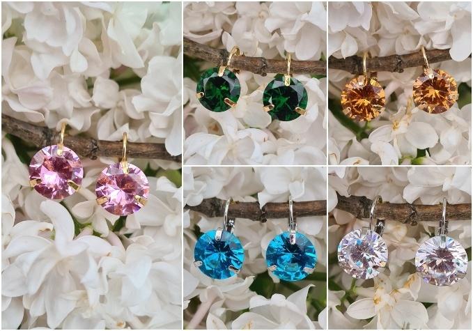 "Серьги от ""Ladybee jewelry"""