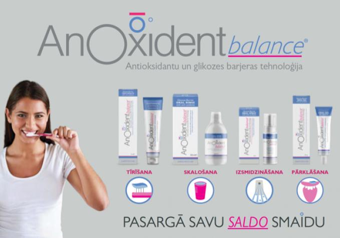 Mutes un zobu kopšanas produkti