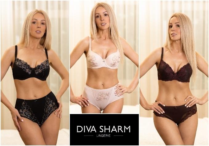 Skaista DIVA SHARM apakšveļa sievietēm