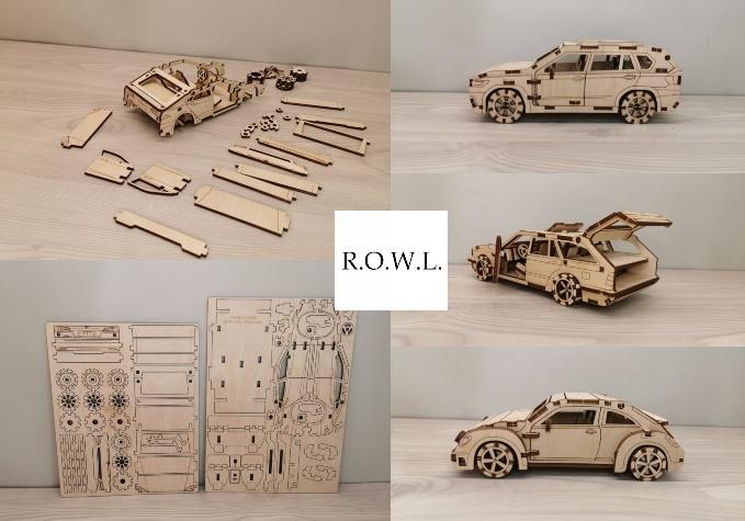Конструкторы автомобилей - BMW, AUDI и др.