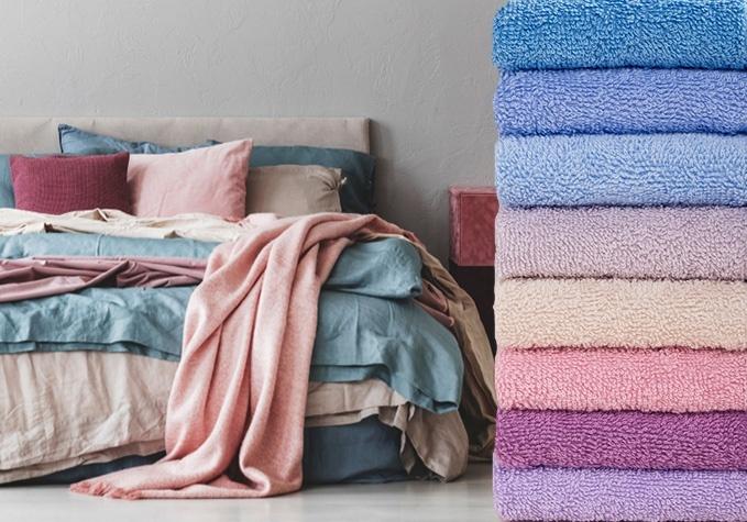 Kvalitatīvi frotē palagi ar gumiju