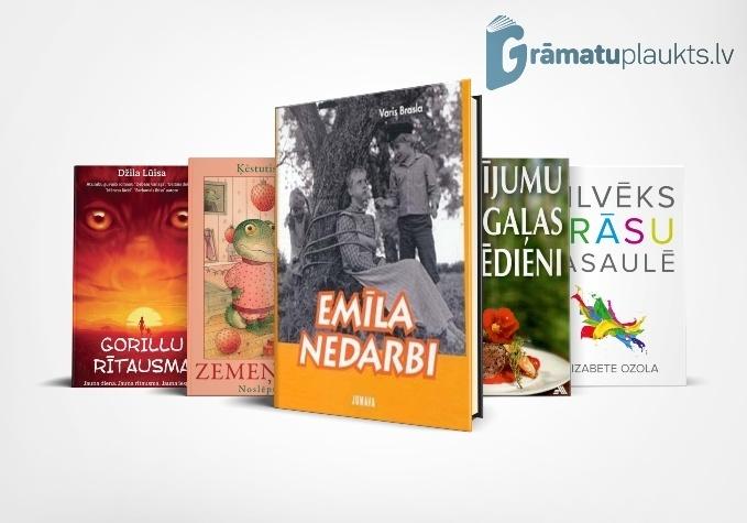IZPĀRDOŠANA! Grāmatas visai ģimenei