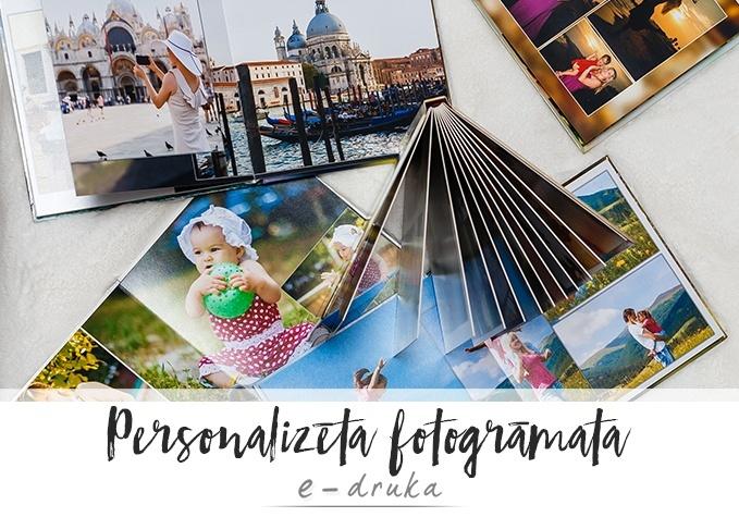 Personalizēta fotogrāmata