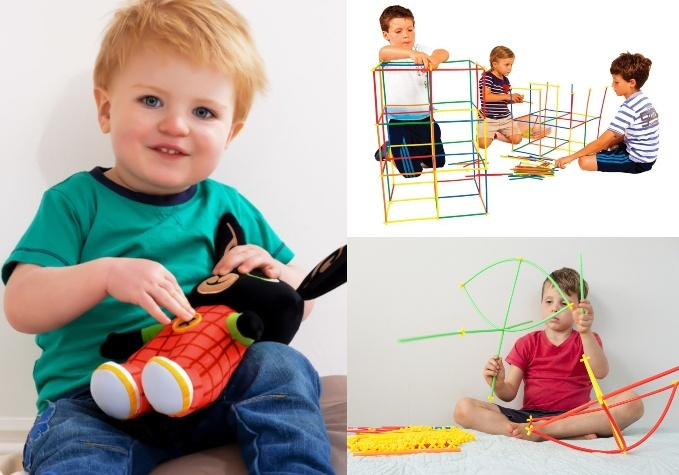 Konstruktors un rotaļlieta BINGS