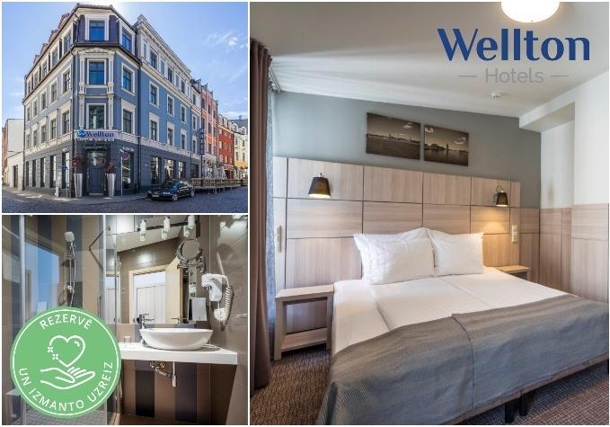 "Atpūta ""Wellton Centrum Hotel & Spa"""